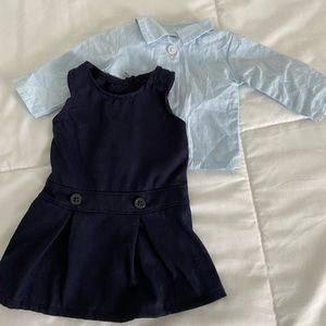 "Other - 18"" Doll School Uniform"